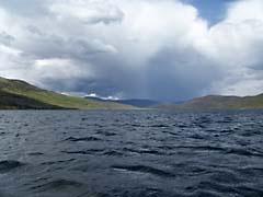 AJMfishLakeUtah.jpg Landscapes - Water photography lakes ponds water loch clouds