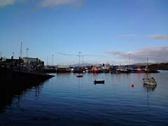 CLmallaigHarbour.jpg Landscapes - Water scotland united kingdom uk photography harbor boats