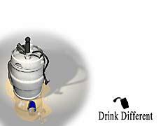 GMdrinkDifferent.jpg 3d Humor beer keg
