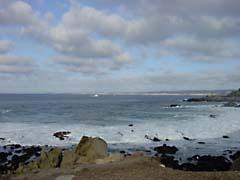 KJ06monterey.jpg Landscapes - Water ocean water stones rocks monterrey bay monterey bay pacific ocean
