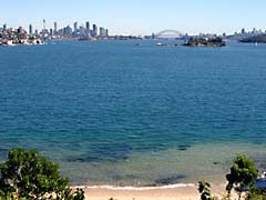 MCsydneyHarbour.jpg Landscapes - Water bridge australia photography