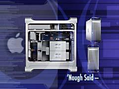 PGg5blue.jpg blue aluminum powermac g5 Apple - PowerMac G5