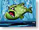 Tazl004illu.jpg fish sealife animals Art - Illustration green blue