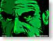 Tazl007illu.jpg Portraits face eyes eyeballs Art - Illustration black green