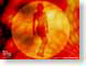 Tazl02Orange.jpg Art yellow surrealism surrealist silhouettes